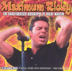 Ricky Martin - Audio Biography CD