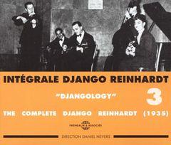 Django Reinhardt - Integrale Django Reinhardt, Vol. 3: 1935