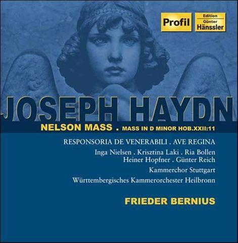 Haydn, J. - Joseph Haydn: Nelson Mass; Responsaria de Venerabili; Ave Regina