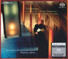 "Neeme Järvi - Tchaikovsky: Symphony No. 1 ""Winter Daydreams""; The Snow Maiden; Romeo and Juliet"