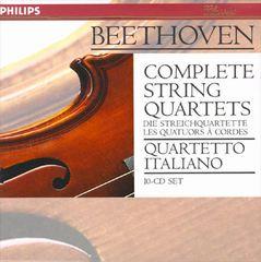Beethoven, L. Van - Beethoven: Complete String Quartets [Box Set]