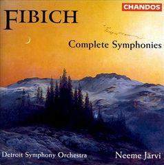 Neeme Järvi - Fibich: Complete Symphonies