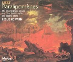 Leslie Howard - Liszt: Paralipomènes