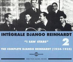 Django Reinhardt - Integrale Django Reinhardt, Vol. 2: 1934-1935