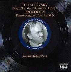 Sviatoslav Richter - Tchaikovsky: Piano Sonata; Prokofiev: Piano Sonatas Nos. 7 and 9