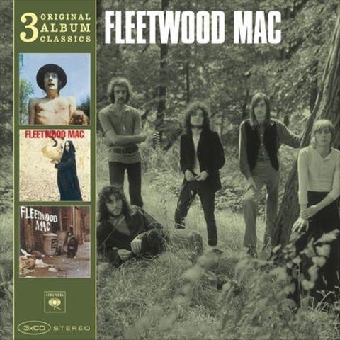 Fleetwood Mac - Original Album Classics: Fleetwood Mac/Mr. Wonderful/The Pious Bird of Good Omen