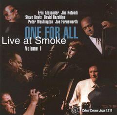 Eric Alexander - Live at Smoke