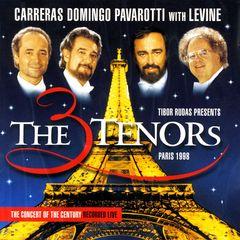 James Levine - The Three Tenors, Paris 1998