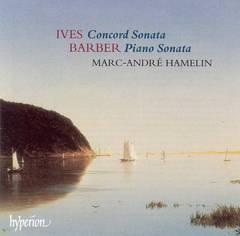Marc-André Hamelin - Ives: Concord Sonata; Barber: Piano Sonata