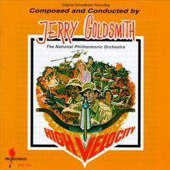Jerry Goldsmith - High Velocity