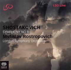 Mstislav Rostropovich - Shostakovich: Symphony No. 8