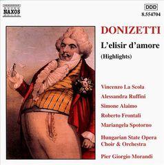 Donizetti, G. - Donizetti: L'Elisir d'Amore Highlights