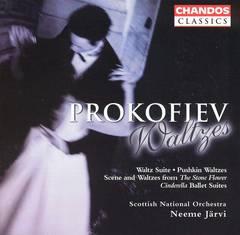 Neeme Järvi - Prokofiev: Waltzes