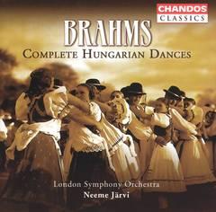 Neeme Järvi - Brahms: Complete Hungarian Dances