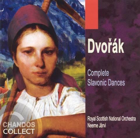 Neeme Järvi - Dvorak: Complete Slavonic Dances