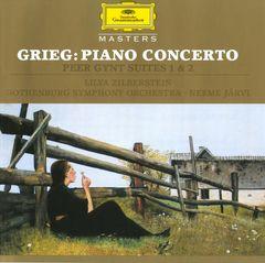 Neeme Järvi - Grieg: Piano Concerto; Peer Gynt Suites 1 & 2