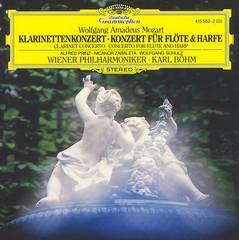 Karl Böhm - Mozart: Klarinettenkonzert; Konzert für Flöte & Harfe