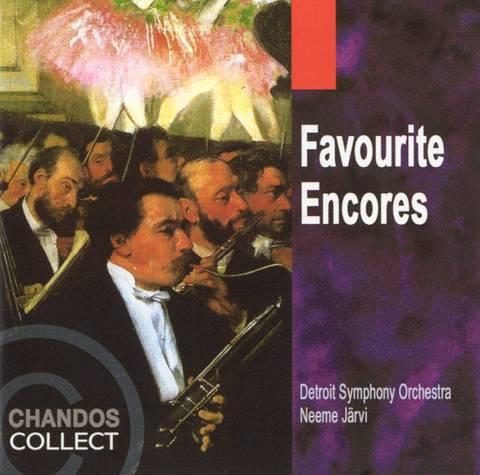 Neeme Järvi - Favourite Encores