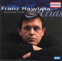 Franz Hawlata - Verdi: Arias