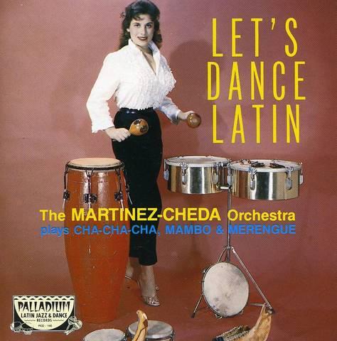 Martinez-Cheda Orchestra - Let's Dance Latin