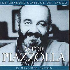 Astor Piazzolla - Fifteen Grandes Exitos