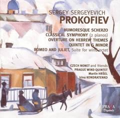 Prokofiev, S. - Prokofiev: Humoresque Scherzo; Classical Symphony; Overture on Hebrew Themes