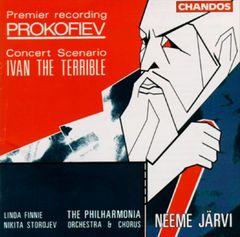 Neeme Järvi - Sergey Sergeyevich Prokofiev: Ivan the Terrible - Concert Scenario
