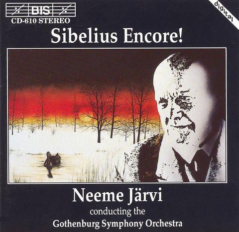 Neeme Järvi - Sibelius Encore