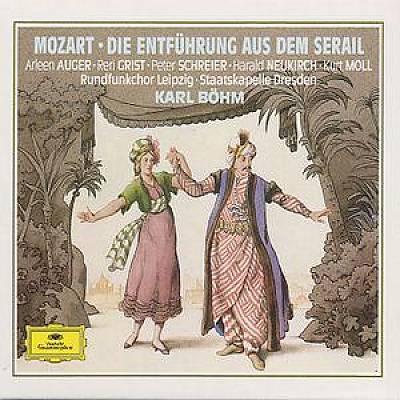 Karl Böhm - Mozart: Die Entfuhrung Aus Dem Serail