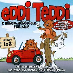 Eddi Teddi - 2 Bären-Hörspiele für Kids