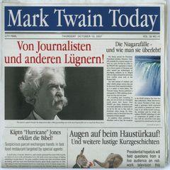 Various Artists - Mark Twain Today: Von Journalisten Und Anderen Lügnern!