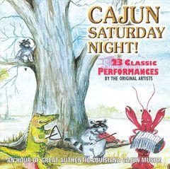 Various Artists - Cajun Saturday Night [Swallow]