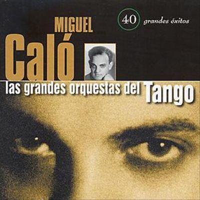 Miguel Calo - 40 Grandes Exitos
