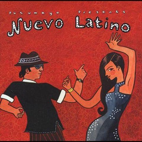 VARIOUS ARTISTS - Putumayo Presents: Nuevo Latino