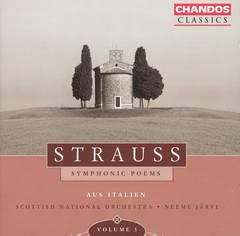 Neeme Järvi - Strauss: Aus Italien; Metamorphosen