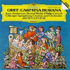 James Levine - Orff: Carmina Burana