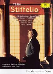 James Levine - Verdi: Stiffelio [DVD Video]