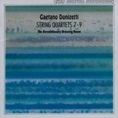 Donizetti, G. - Donizetti: String Quartets Nos. 7-9