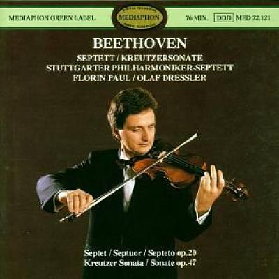 Beethoven, L. Van - Beethoven: Septett; Kreutzersonate