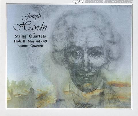 Haydn, J. - Haydn: String Quartets Op. 50