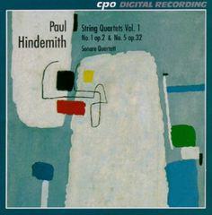 Hindemith, P. - Hindemith: String Quartets