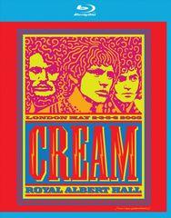 Cream - Royal Albert Hall: London May 2-3-5-6 2005 [Blu-Ray]