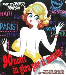 Original Soundtrack - 90 Notti in Giro Per il Mondo