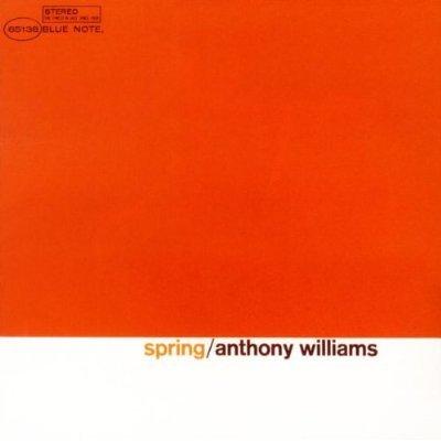Tony Williams - Spring