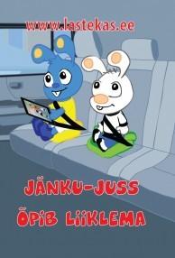Animaton - Jänku-Juss õpib liiklema