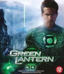 Movie - Green Lantern  3 D