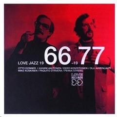 Eri esittäjiä - Love Jazz 1966-1977