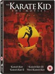Movie - Karate Kid  Complete