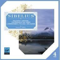 Paavo Järvi - Sibelius: Kullervo; Cantatas; The Maiden in the Tower; Etc.