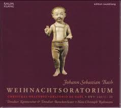 Bach, J.S. - Weihnachtsoratorium BWV 248 (Teil 1-3)